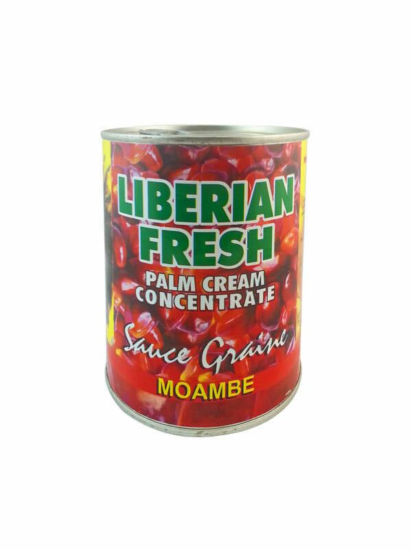 Liberia Fresh Palm Cream