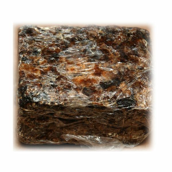 Black Raw Soap