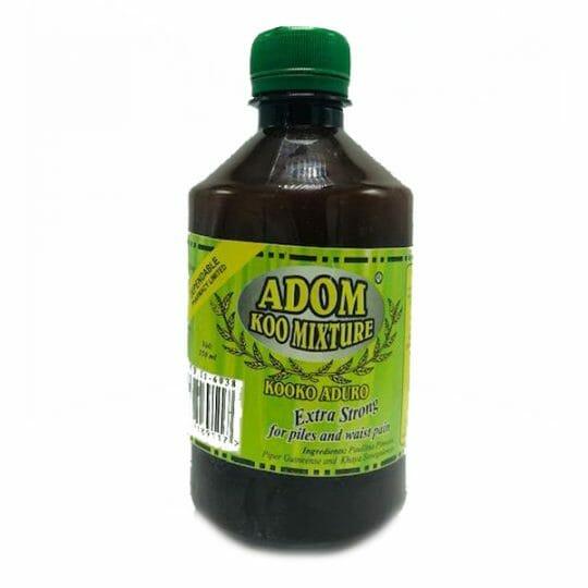 Adom Koo Mixture